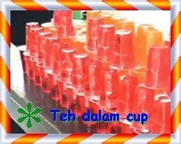 Teh Jatuh Dan Permintaan Terhadap Gula Meningkat mencoba usaha minuman teh dalam kemasan cup agan ganteng
