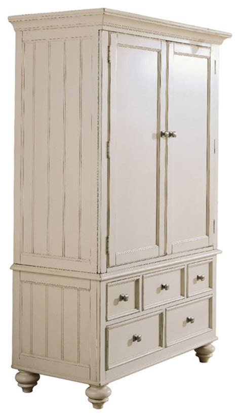 american drew armoire american drew camden light armoire in white painted