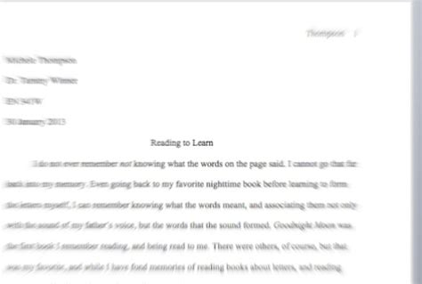 How to Close an Informative Essay   The Classroom