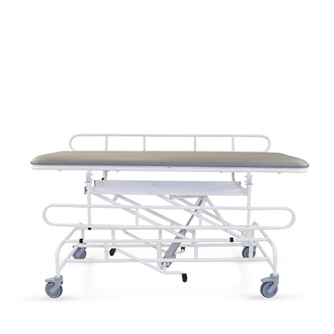 Freeway Height Adjustable Changing Table Transfer Trolley Height Of Changing Table