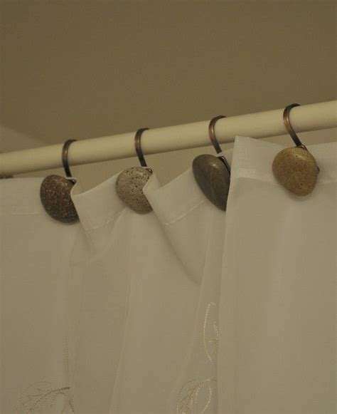 beach shower curtain hooks reserved for kbonura beach rock shower curtain hook set