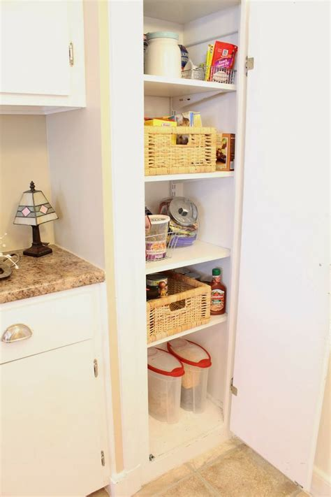 Closet To Pantry Conversion by How To Convert A Broom Closet To A Pantry Closet
