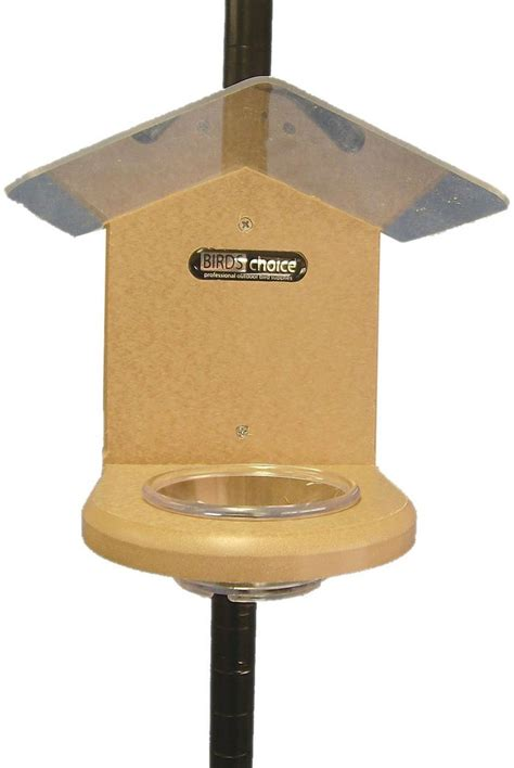 amazon com birds choice pole mounted jelly feeder wild