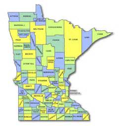 What County Is Mn In Minnesota Cart Licensing County State And