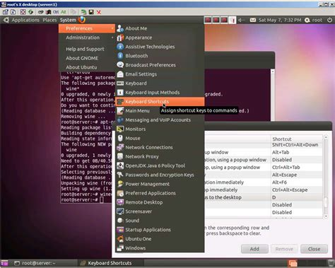 installing ubuntu server desktop ubuntu desktop shortcut run as root