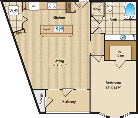 liberty place floor plans plan b1 the liberty place apartments