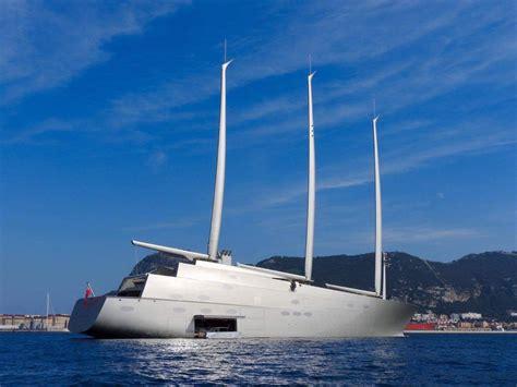 mega catamaran sailing yachts yacht sailing yacht a nobiskrug charterworld luxury