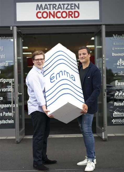 Die Produkte Vom Frankfurter Startup Matratzen Ziehen