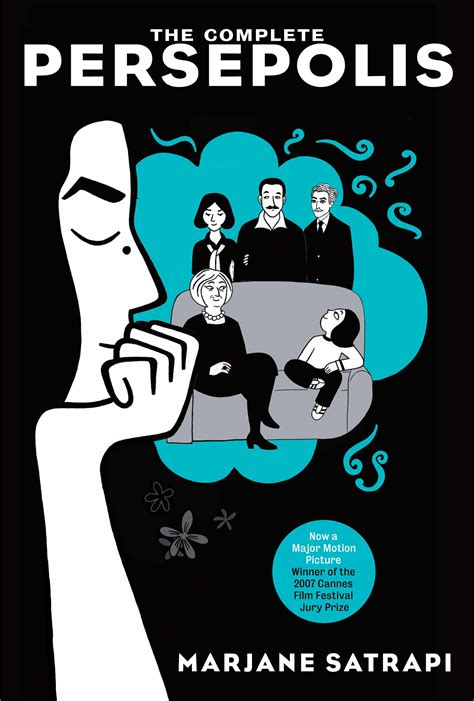 the complete persepolis the story of a childhood by