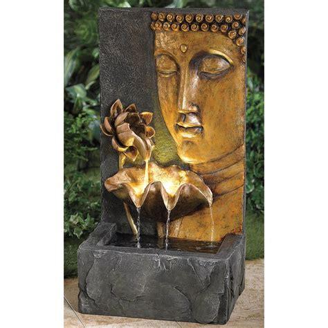 Best Home Interior Design Chennai Une Fontaine Bouddha Donnera Un Aspect Zen 224 Votre Jardin