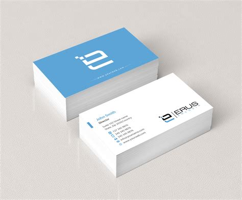 best program for business cards modern professional business card design for erus encodia