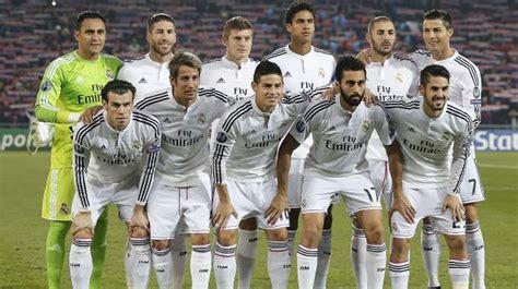 imagenes del real madrid todo el equipo 2015 real madrid un gran futuro garantizando durante cinco