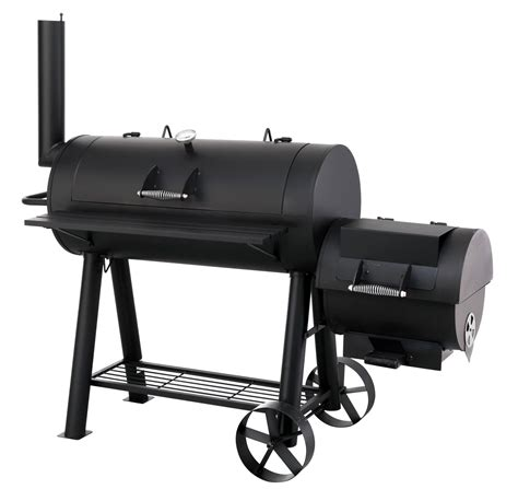 barbecue smoker grill barbeque smoker holzkohlegrill tepro milwaukee bei