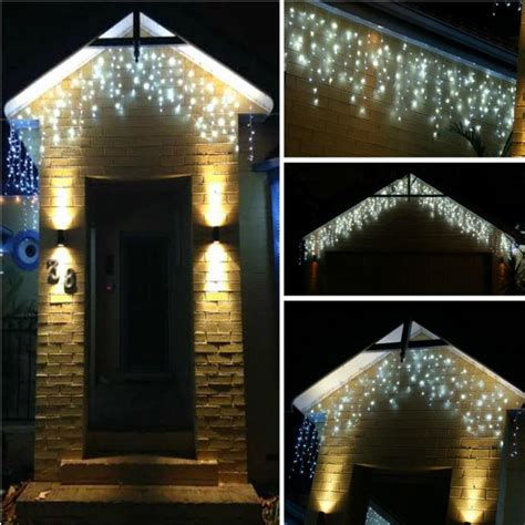 Illuminating Christmas Lights 3mx3m Eu Au Illuminated Led Outdoor Christmas Lights
