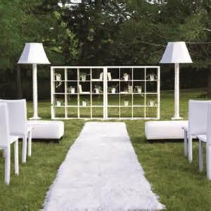 arbor backyard beekeepers advice ceremony decor arrangement weddingbee