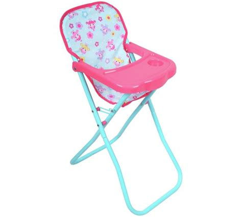High Chair In Argos by Buy Dollsworld Deluxe High Chair At Argos Co Uk Your