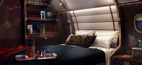 beautiful private jet interiors luxury