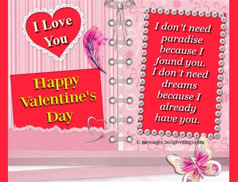 valentines day boyfriend valentines day messages for boyfriend and husband