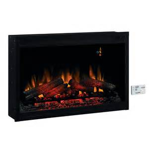Traditional electric fireplace insert classic flame 36eb110grt