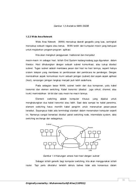 makalah membuat jaringan wan 194454304 makalah perancangan dan instalasi jaringan