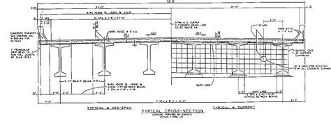 section of a bridge seatec bridge collapse case study wje report chapter 2
