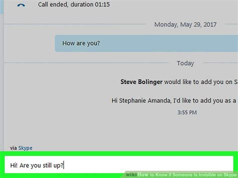 how to know if someone is invisible offline or blocked how to know if someone is invisible on skype 6 steps