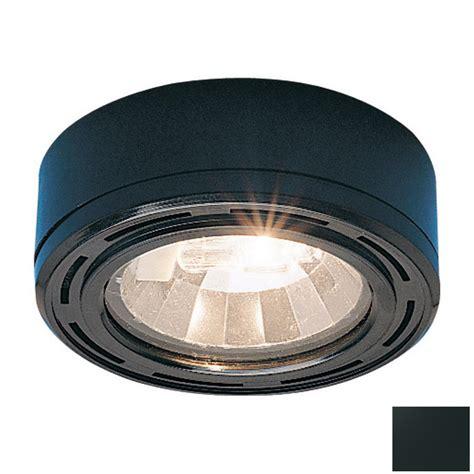 hardwired under cabinet puck lighting enlarged image