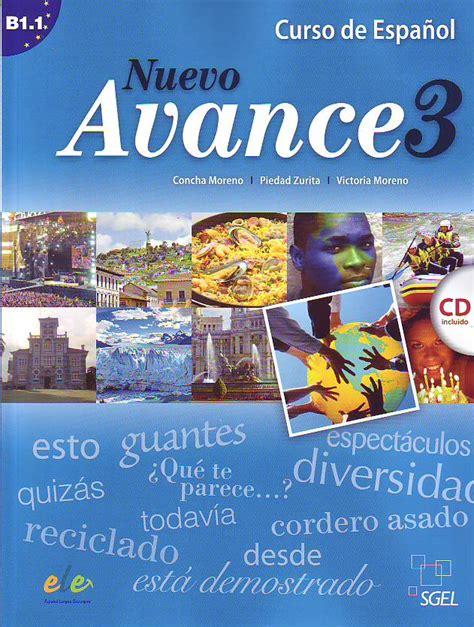 libro nuevo avance superior nuevo avance 3 b1 1 libro del alumno cd セルバンテス書店