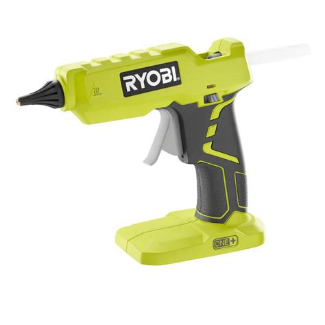 Kitchen Faucets At Home Depot by Ryobi 18 Volt One Cordless Full Size Glue Gun Tool Only