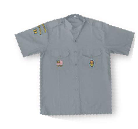 Baju Pengakap Sekolah utama pakaian pengakap