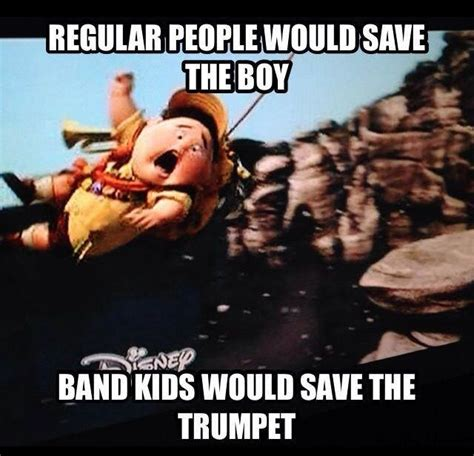 Trumpet Player Memes - 98 best images about marching band lizy only on pinterest