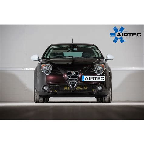alfa romeo performance parts alfa romeo mito 1 4 airtec front mount intercooler fmic