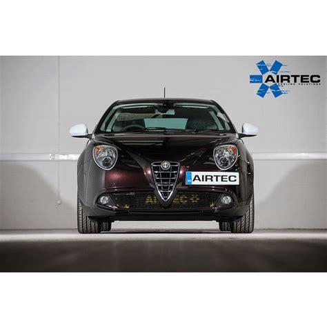 Alfa Romeo Performance Parts by Alfa Romeo Mito 1 4 Airtec Front Mount Intercooler Fmic