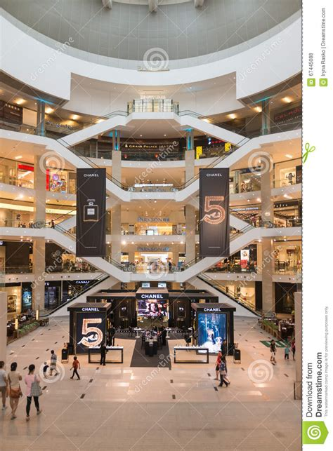 Pavillon Shop by Pavillion Shopping Mall Kuala Lumpur A Modern Light