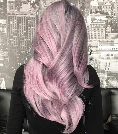 kenra silver metallic hair color pink metallic by tang with kenra silver hair color