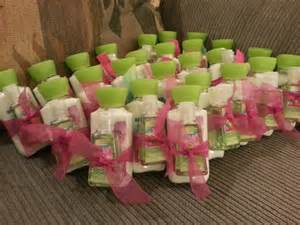 bridal shower favors bridal shower ideas