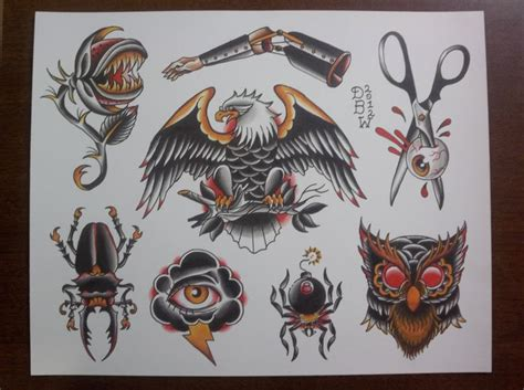 old school tattoo artists uk 29 best traditional tattoo flash images on pinterest