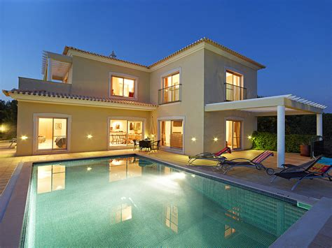papoila villa in algarve portugal sleeps 6 torre