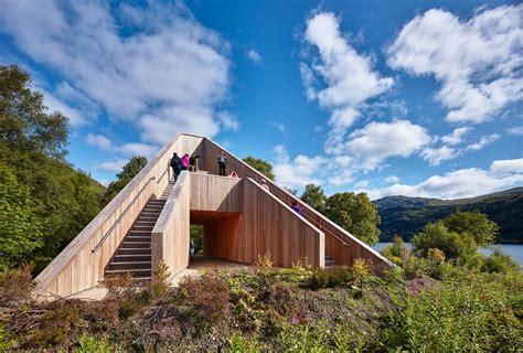 art design jobs scotland pyramid viewpoint inveruglas loch lomond e architect