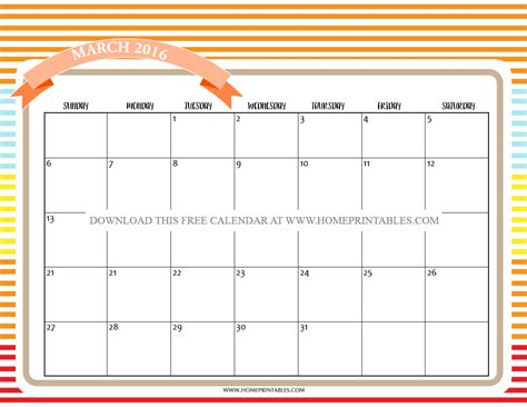 printable house of commons calendar enjoy your free printable march 2016 calendars home
