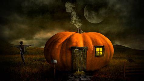 pumpkin house halloween pumpkin house by nomadonweb on deviantart