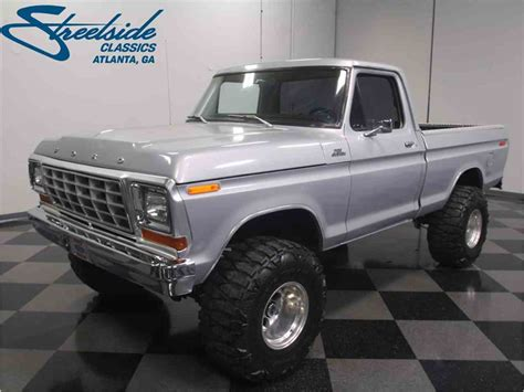1979 Ford F150 4x4 For Sale by 1979 Ford F150 For Sale Classiccars Cc 1052370