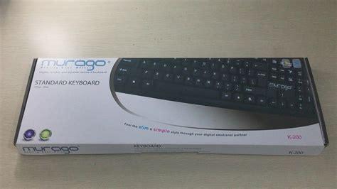 Keyboard Murah Kualitas Bagus indo keyboard murago unboxing dan tes awal murah