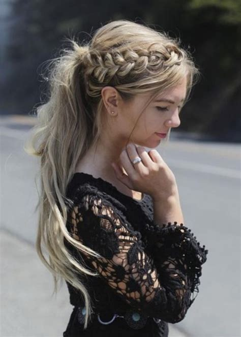 Easy Hairstyles For Hair For by 101 Easy And Unique Hairstyles For Hair