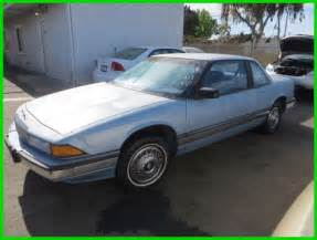 Used Buick Regal 1989 Buick Regal Limited Used 2 8l V6 12v Automatic No
