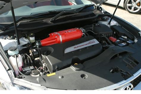 Toyota Camry Supercharger Toyota Camry V6 Supercharger