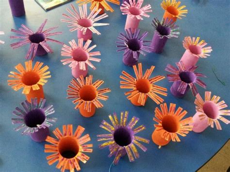 How To Make Coral Out Of Paper - sea anemones for our underwater vbs theme empty toilet