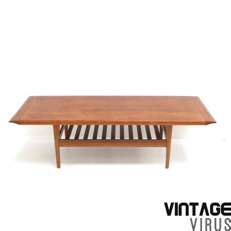 Ronde Poef Salontafel by Simple Grote Vintage Deens Design Salontafel With Grote