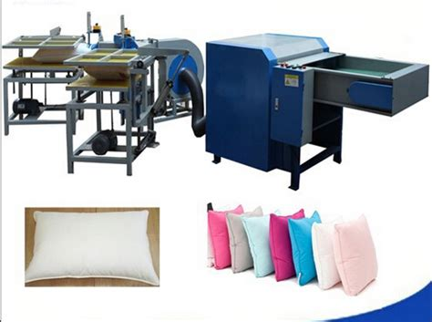 Pillow Machine by Non Woven Products Machine Pillow Machine