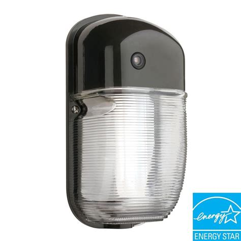 led dusk to dawn light reviews lithonia lighting dusk to dawn wall mount outdoor bronze